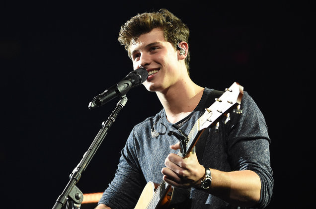 Shawn mendes releases new 39 live at madison square garden album george seara for Shawn mendes live at madison square garden